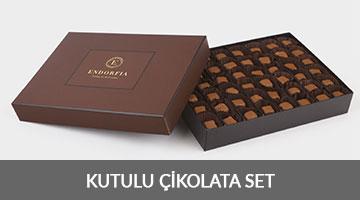 Kutulu Çikolata Set